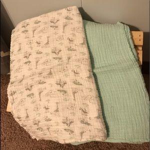 Other - Muslin blanket set